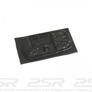 Sloting Plus Scalextric Audi R8 Lexan Interior