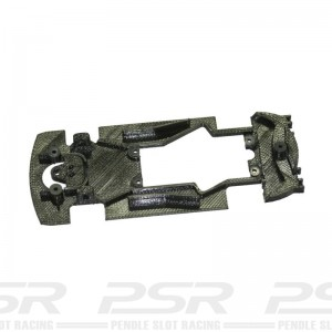 Sloting Plus 3D printed Chassis to fit SCX Audi A5 DTM
