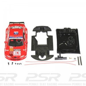 Sloting Plus Peugeot 406 Silhouette Spirit #35 Kit