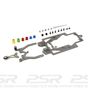 MR Slotcar Evolution Metal Chassis Kit B