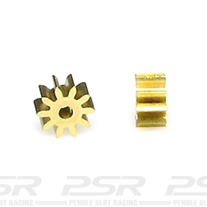SRP Pinion Brass 10T 6.0x3.5mm f.1.5mm SR1442E60A2A