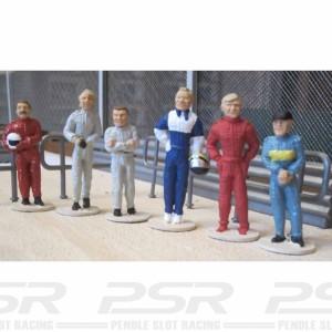 SRA Classic Drivers