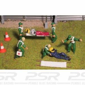 SRA Crash Scene