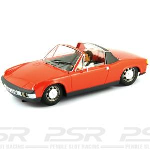 SRC Porsche 914/6 Street Version Tangerine