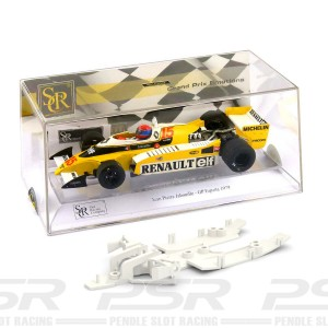 SRC Renault RS10 F1 + Free 3D Chassis