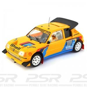 SRC Peugeot 205 T16 Evo2 Pikes Peak Test 1987