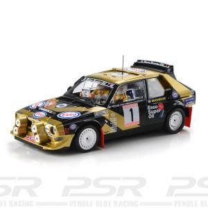 SRC Lancia Delta S4 No.1 Esso Principe de Asturias 1986
