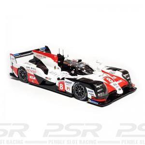 SRC Toyota LMP1 TS050 Hybrid No.8 Le Mans 2018 Winner