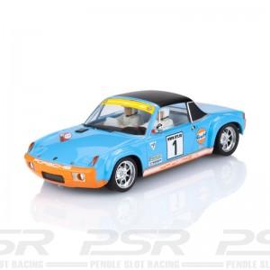 SRC Porsche 914/6 GT Gulf 50th Anniversary