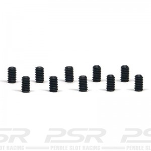 Staffs Grub Screws M3 3mm x10