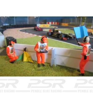 Slot Track Scenics Marshals Pack B
