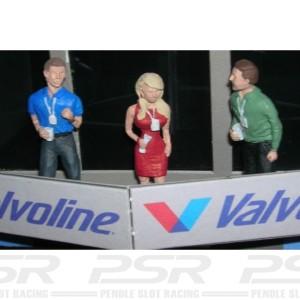 Slot Track Scenics VIP Guests A