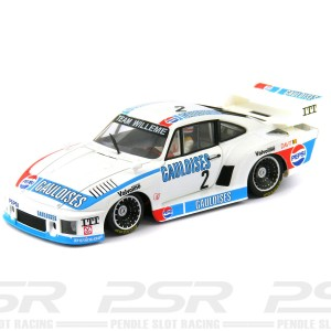Racer Sideways Porsche Kremer 935K2 Team Willeme