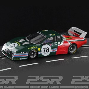 Racer Sideways Ferrari 512BB No.78 Le Mans 1980 Finish Line