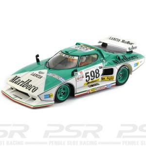 Racer Sideways Lancia Stratos Menthol