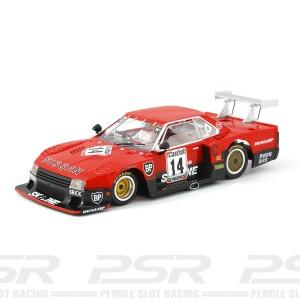Racer Sideways Nissan Skyline Gr5 No.14 Kyalami 1982