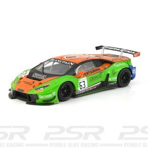 Racer Sideways Lamborghini Huracan GT3 No.63 Grasser Racing Team
