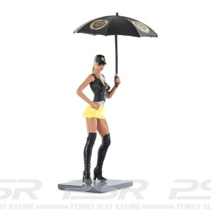 Racer Sideways JPS Grid Girl Figure Francoise