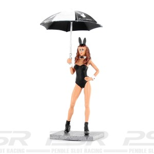 Racer Sideways Grid Girl Figure Gena