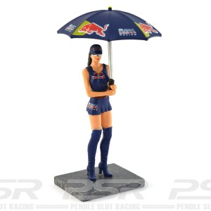Racer Sideways RB Grid Girl Figure Kathleen