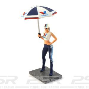 Racer Sideways Valvoline Grid Girl Figure Milla