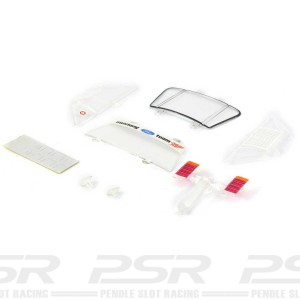 Racer Sideways Ford Mustang Clear Parts