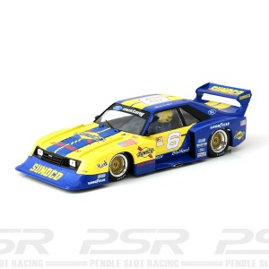 Racer Sideways Ford Mustang Turbo No.6 Sunoco Edition