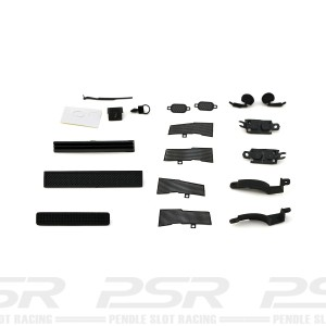 Racer Sideways Nissan Skyline Small Parts