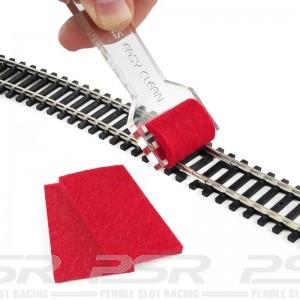 Proses Track Cleaner