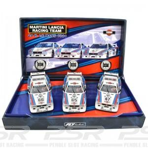 Fly Martini Lancia Racing Team