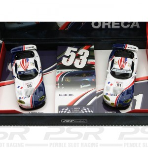 Fly Dodge Viper GTS-R Le Mans 1998 Team Set TEAM07-96040