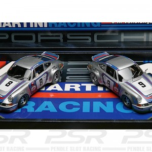 Fly Porsche 911 Martini Racing Team Set