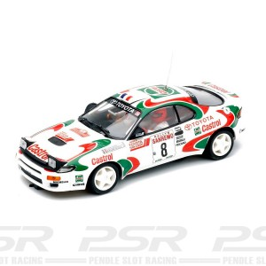 Team Slot Toyota Celica GT4 No.8 San Remo