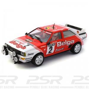 Team Slot Audi Quattro A1 Belga Boucles de Spa 1983