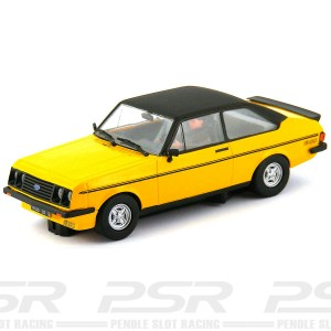 Team Slot Ford Escort MKII RS2000 Yellow