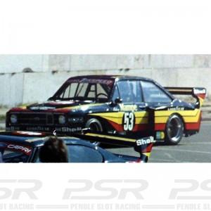Team Slot Ford Escort MKII Zakspeed Mampe
