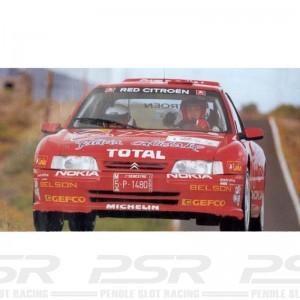 Team Slot Citroen ZX Catalunya 1997 Kit Car