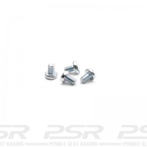 Team Slot Screws M2x3mm
