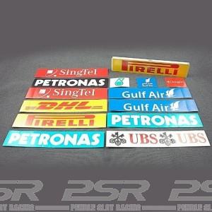 Team Slot Scenic Stickers Asia 1