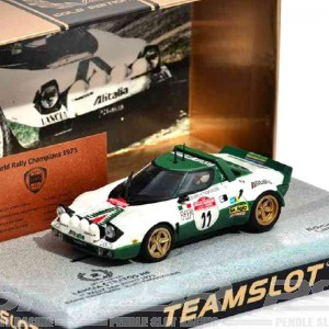 Team Slot Lancia Stratos No.11 San Remo 1975