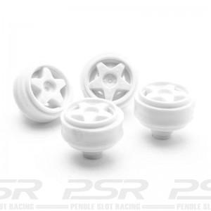 Team Slot Plastic Wheels Oz Racing 5 Spoke 16x8.5