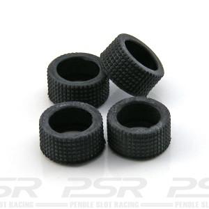 Team Slot Pro Tacos Tyres 18x10mm 35 Shore