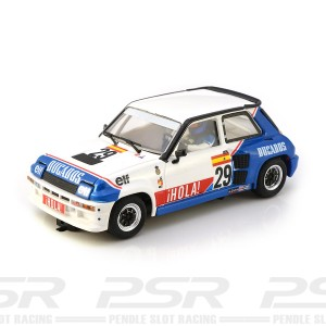 Team Slot Renault 5 Turbo No.29 Eurocup 1984