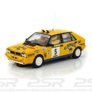 Team Slot Lancia Delta HF Rally Catalunya 1988