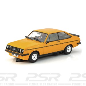 Team Slot Ford Escort MKII RS2000 Signal Amber