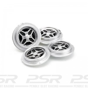 Team Slot Ford MKII RS000 Wheel Inserts