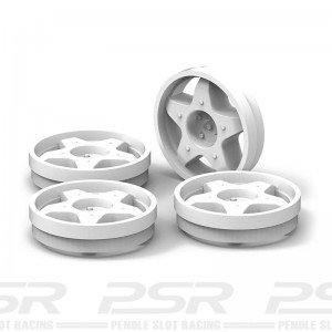 Team Slot OZ Racing 5 Spoke Wheel Inserts