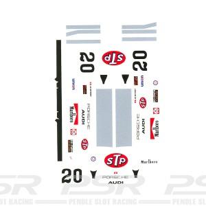 Top Slot Porsche 917/10 STP No.20 Decals