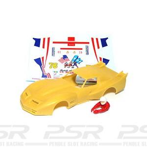 Top Slot Chevrolet Corvette Kit TOP-6045