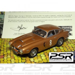 Top Slot Pegaso Z102 Berlinetta No.8 Touring 1a Serie Compressor TOP-7021